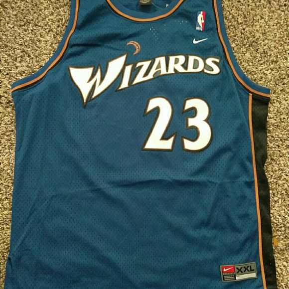 new arrival 030a5 6836c Michael Jordan Washington Wizards Jersey New NWT